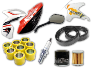 Chinese Motorcycle Parts Online